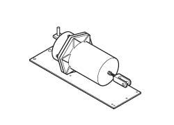 Mk 7121 Barber Colman Proportional Damper Actuator